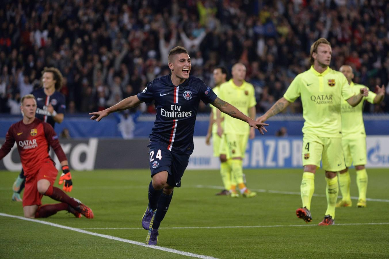 Champions League: PSG-Barcelona