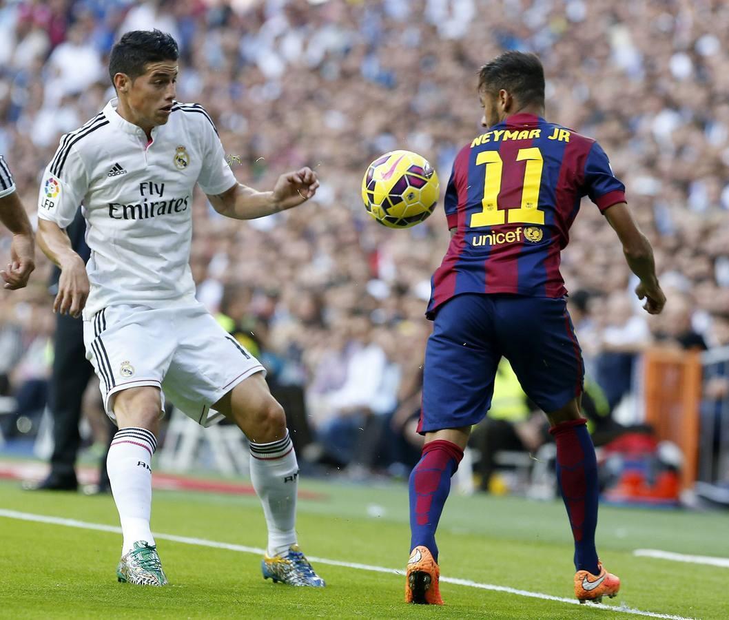 Liga BBVA: Real Madrid-Barcelona