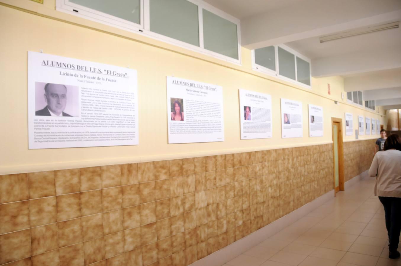 Los fondos históricos del Greco, en imágenes