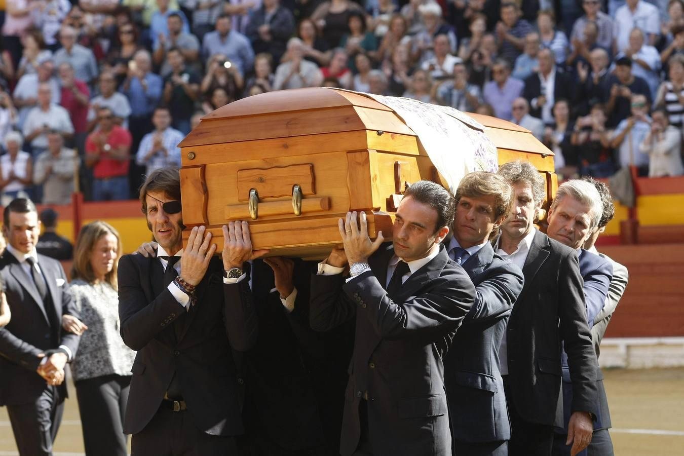 La última vuelta al ruedo de José María Manzanares