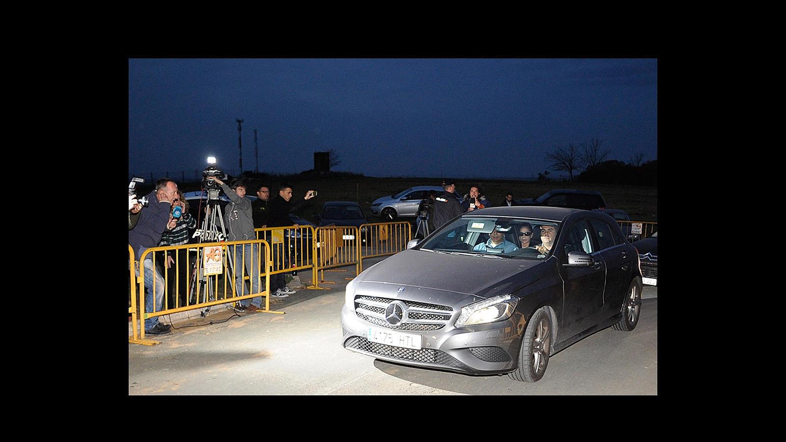 Las imágenes de la entrada en la cárcel de Isabel Pantoja
