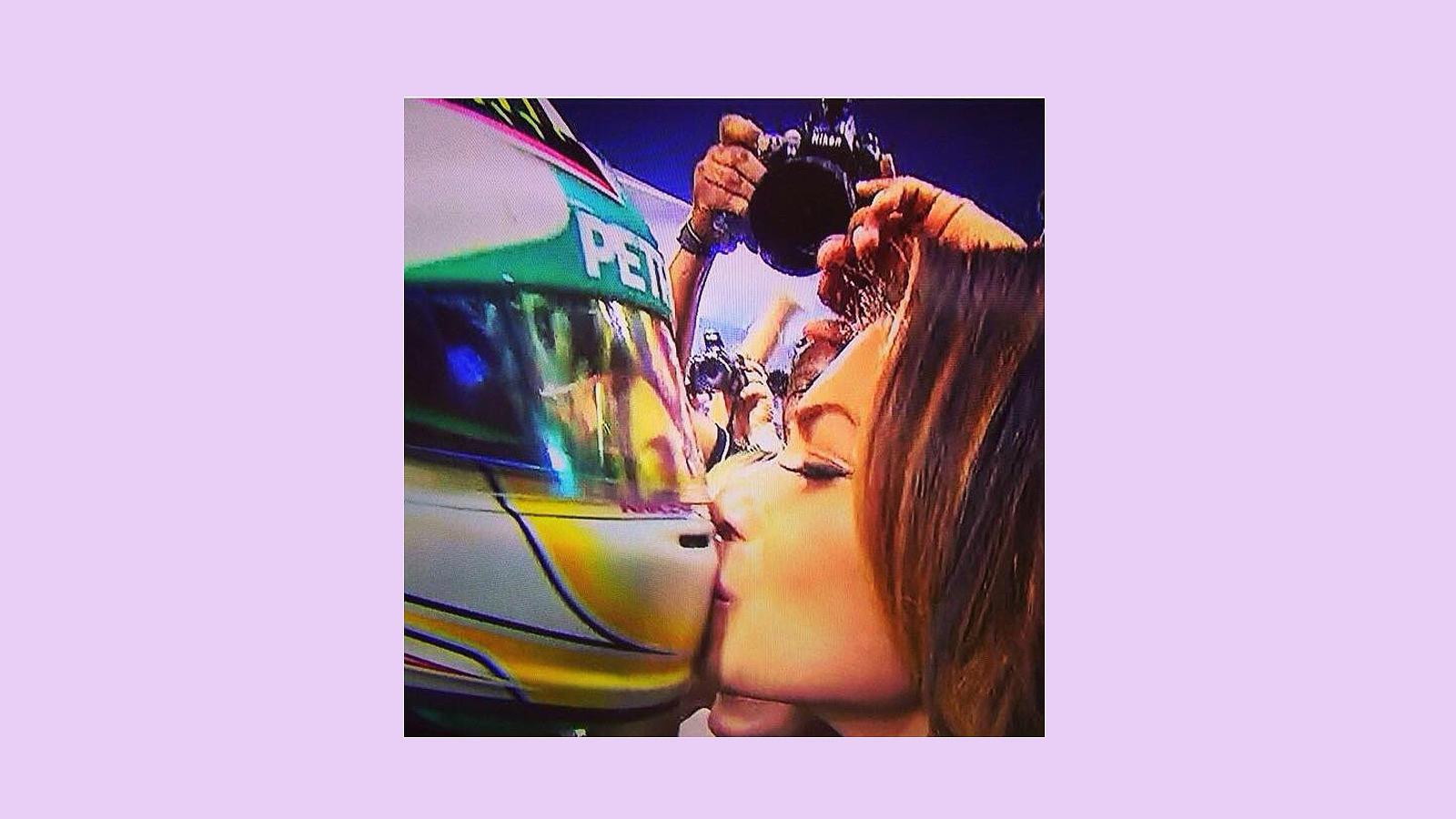 Nicole Scherzinger, la deslumbrante novia de Lewis Hamilton en 20 imágenes
