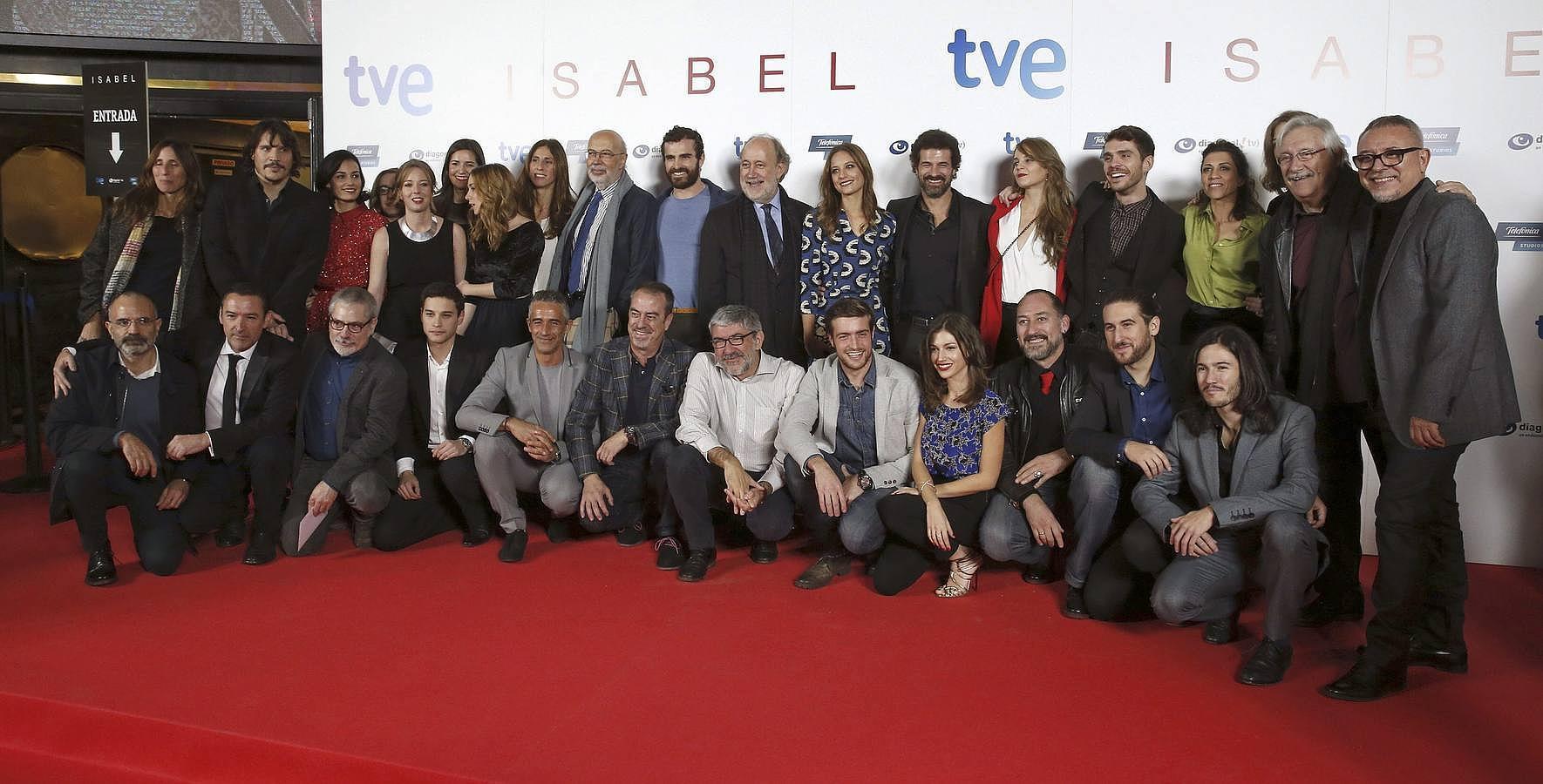 Galería: La despedida de «Isabel» en cines