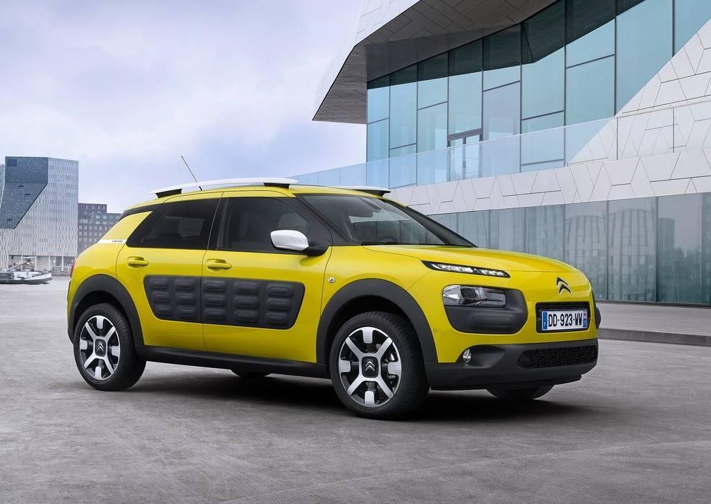 Galería: Así es el Citroën C4 Cactus