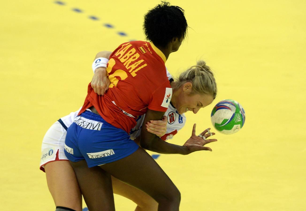 España, plata en el Europeo femenino de balonmano