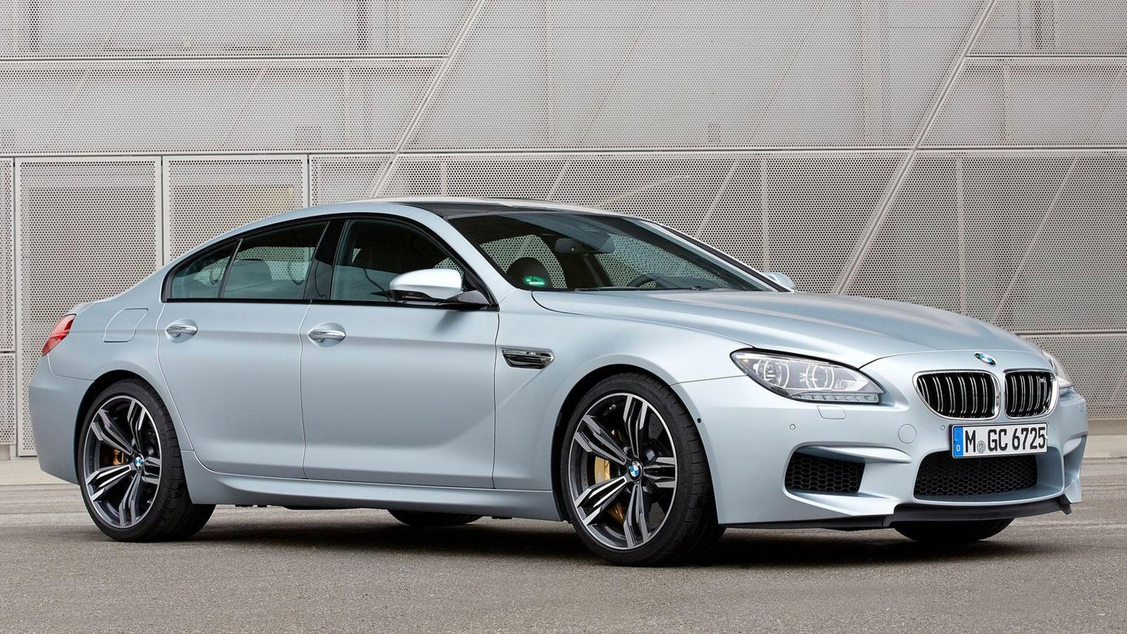 BMW M3 y M6 Gran Coupé, cuestión de tamaño
