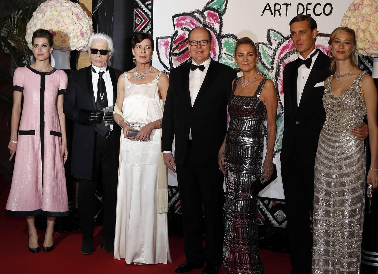 Pese a los rumores, Charlène de Mónaco no acudió al Baile de la Rosa