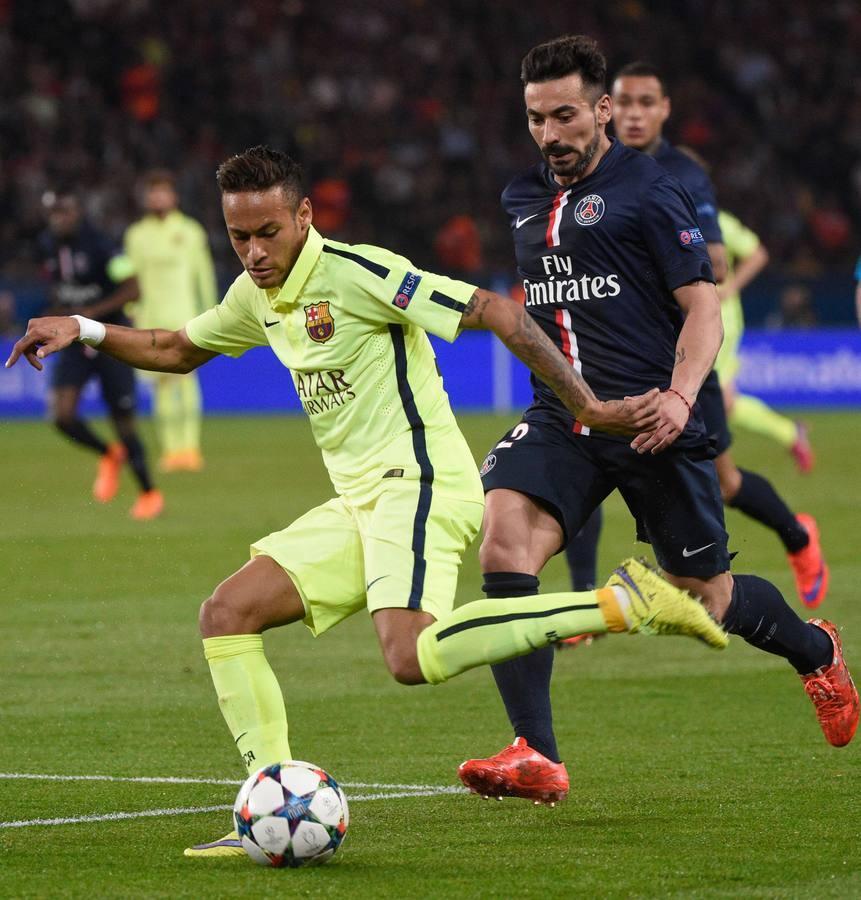 Las mejores imágenes del PSG-Barcelona