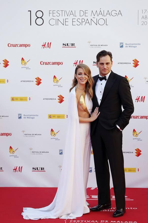 Málaga se viste de largo para inaugurar su Festival de cine