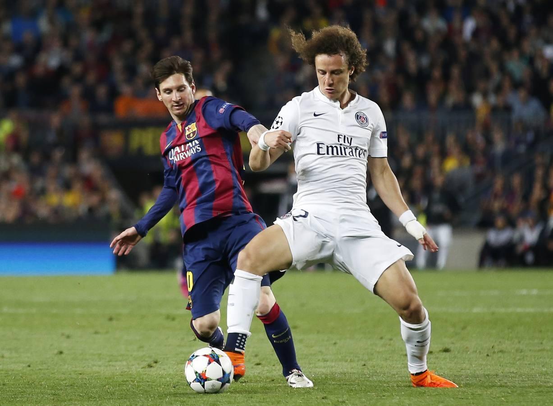 Champions: Barcelona-PSG