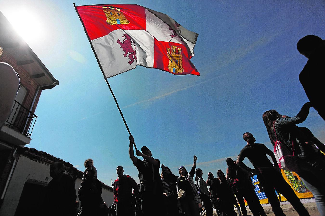 Castilla y León celebra su día