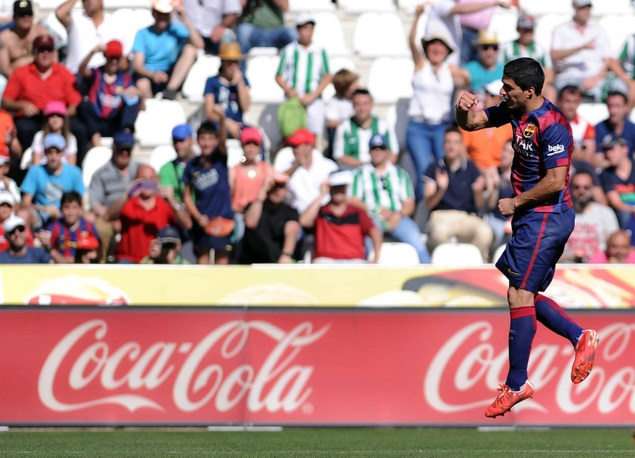 Las mejores imágenes de la goleada del Barcelona en Córdoba
