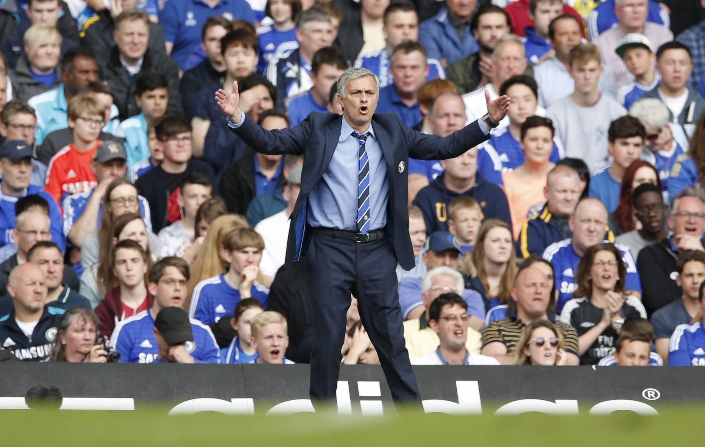 Las mejores imágenes del Chelsea campeón de la Premier League