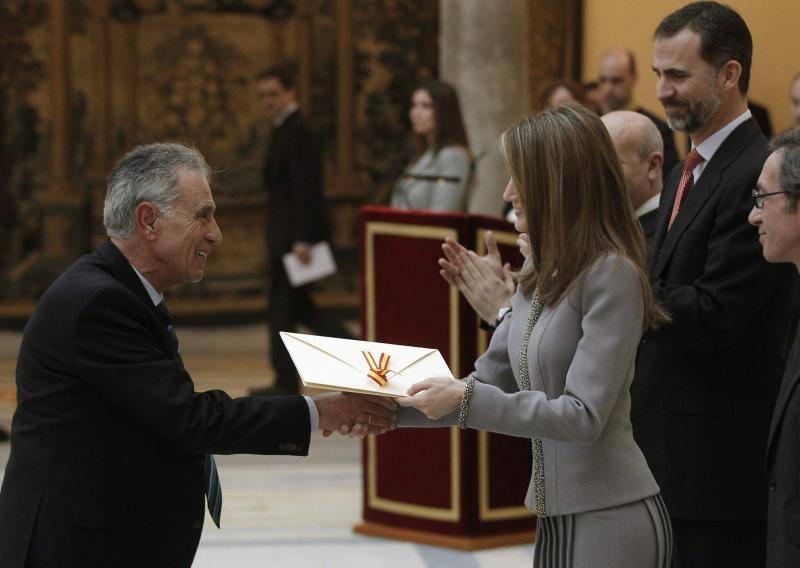 Muere Jesús Hermida, gran maestro del periodismo