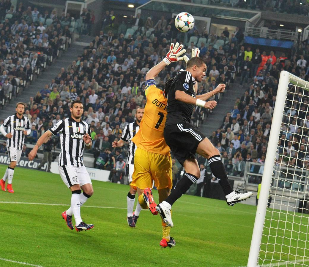 Champions: Juventus-Real Madrid