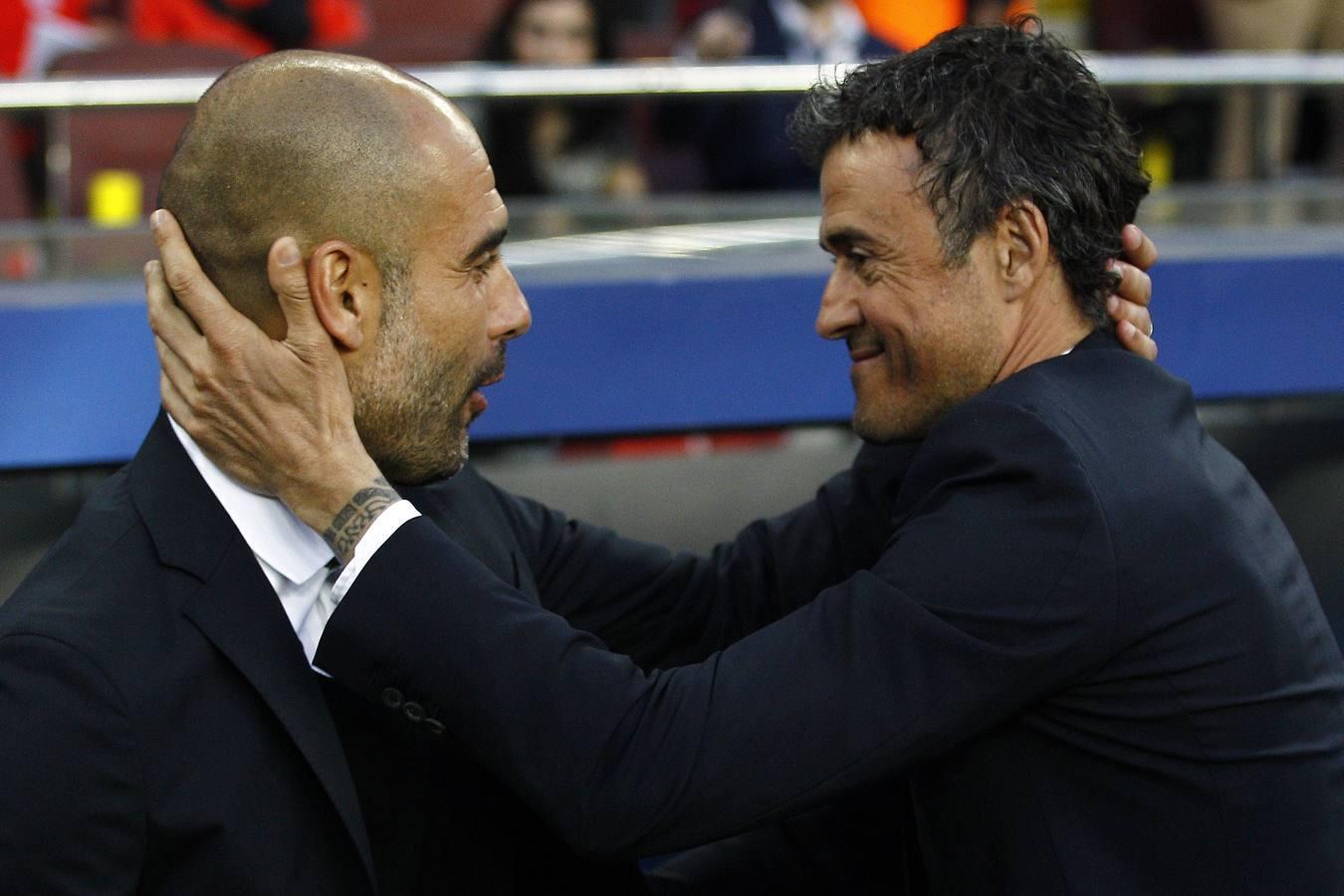 Las mejores imágenes del Barcelona-Bayern Múnich