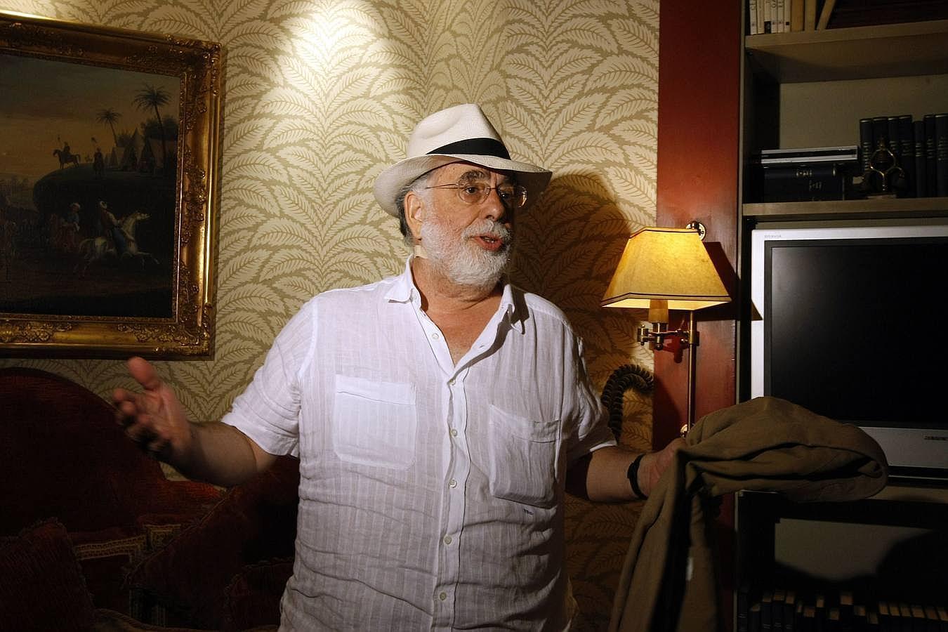 Francis Ford Coppola, las películas de su vida