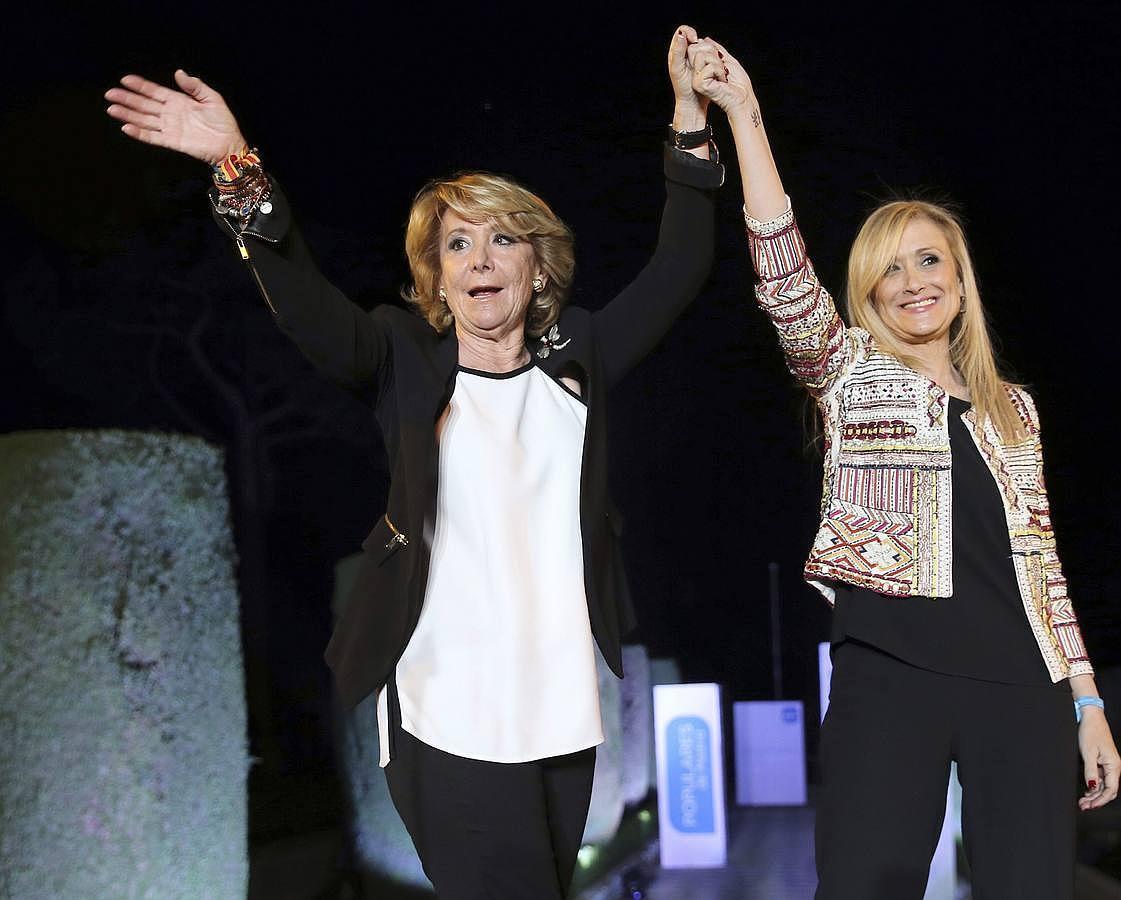 El arranque de la campaña electoral en Madrid, en imágenes