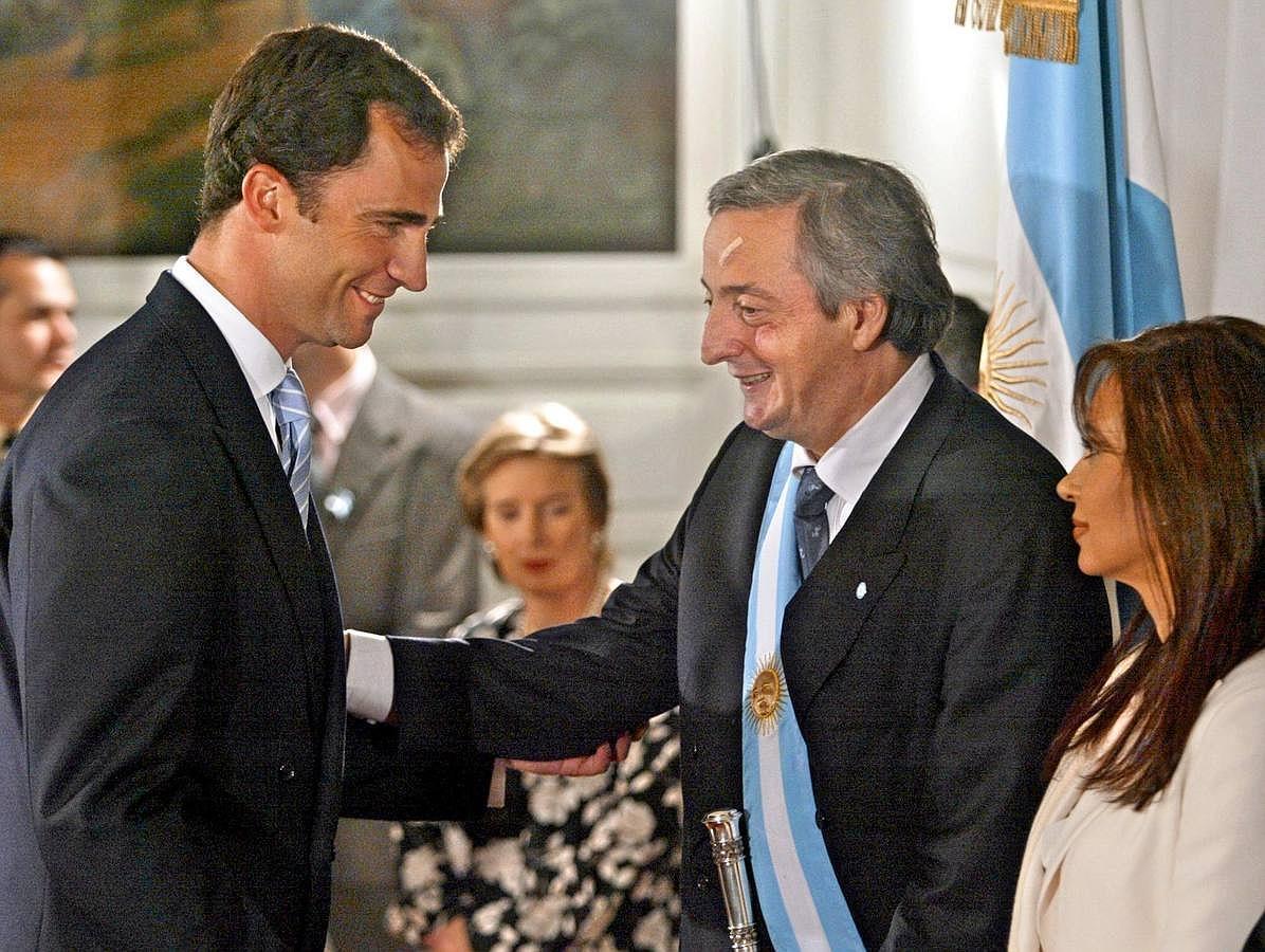 Doce años de kirchnerismo en el poder argentino