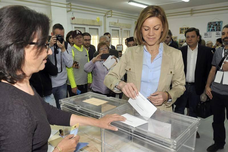 Así han votado nuestros políticos en Castilla-La Mancha