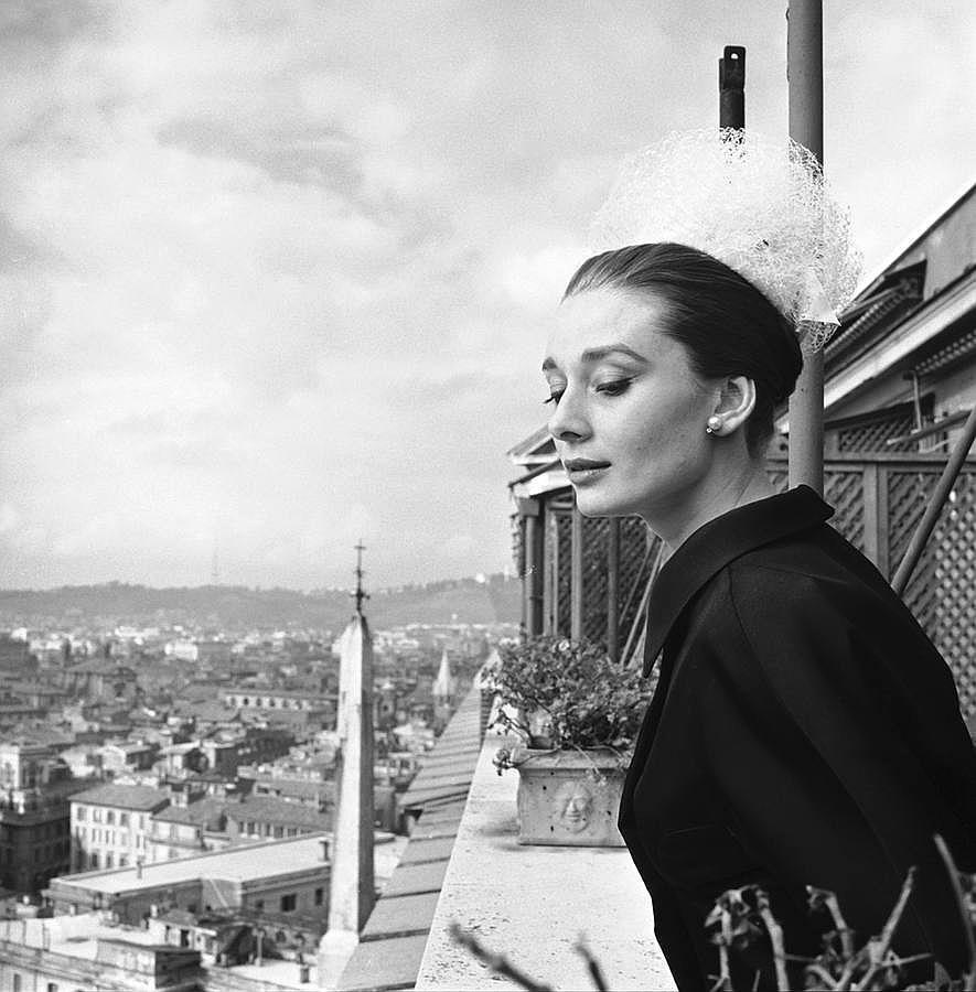 «Audrey Hepburn. Fotografías de un icono»