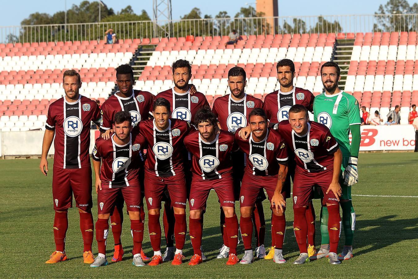 Segunda derrota del Córdoba CF en pretemporada