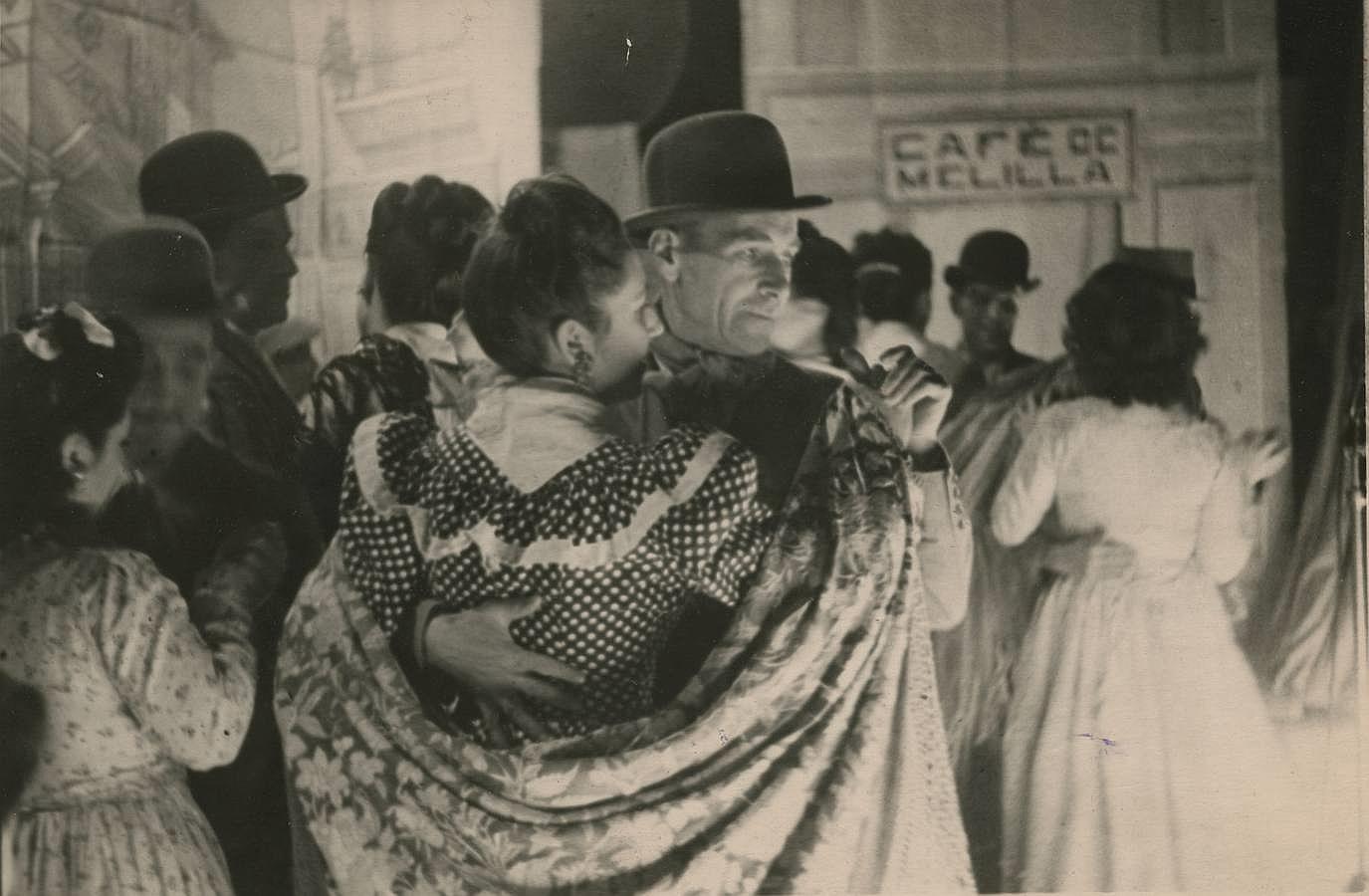 Así vivían los madrileños la verbena de La Paloma a principios del siglo XX