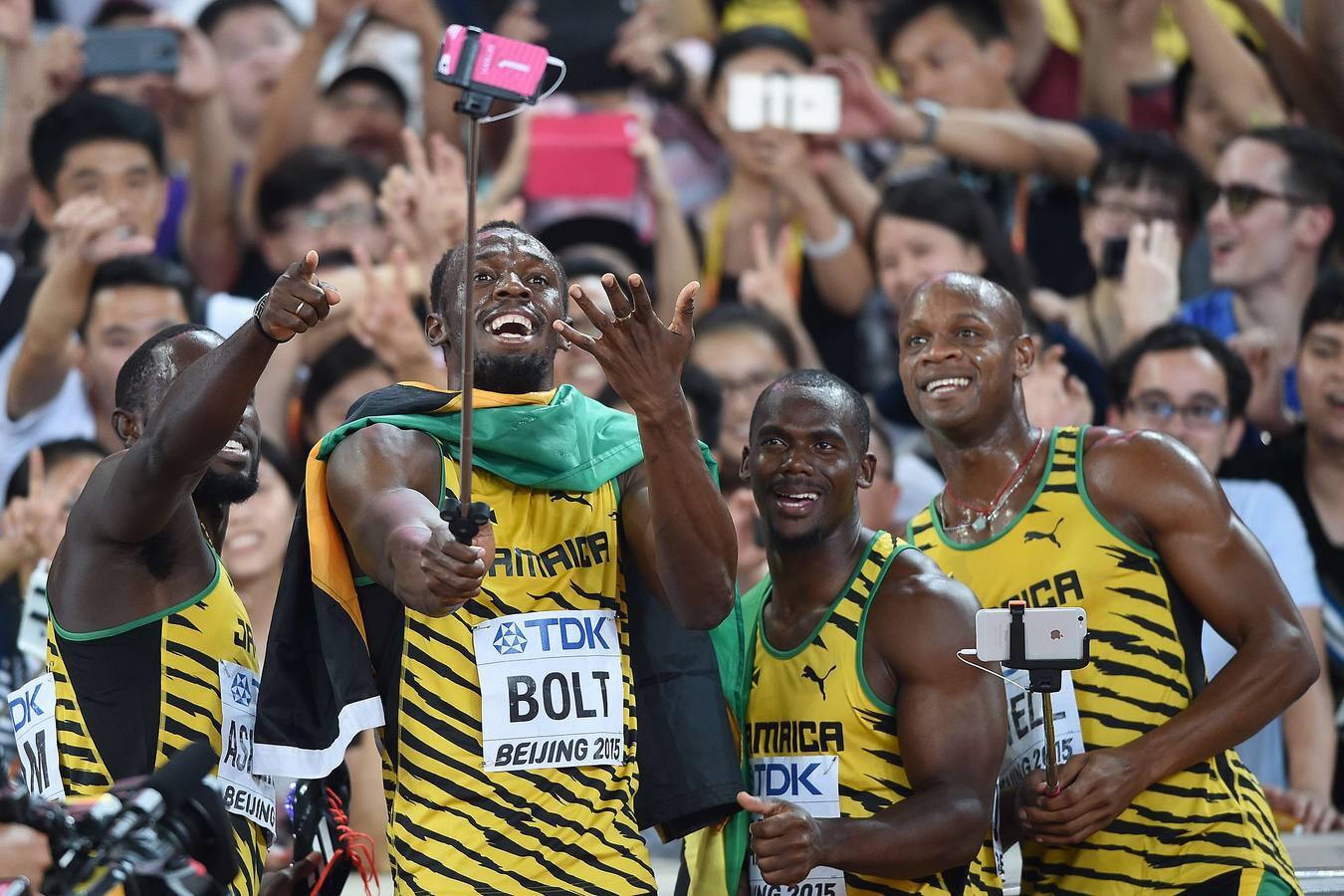 Las imágenes más impactantes del Mundial de Atletismo
