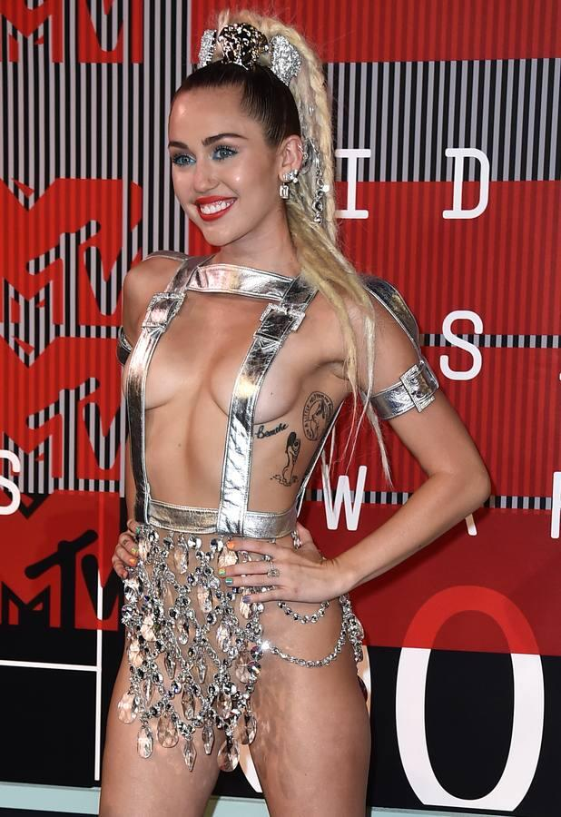 La alfombra roja de los MTV Music Video Awards