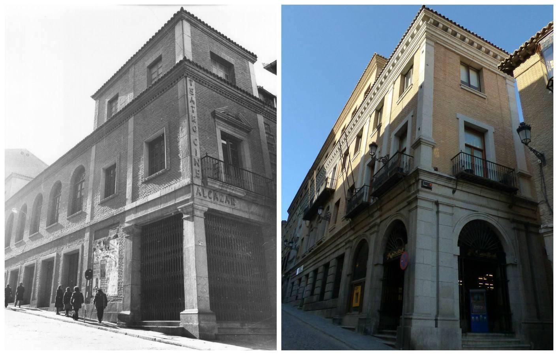 Un recorrido en imágenes por el Teatro-Cine Alcázar de Toledo