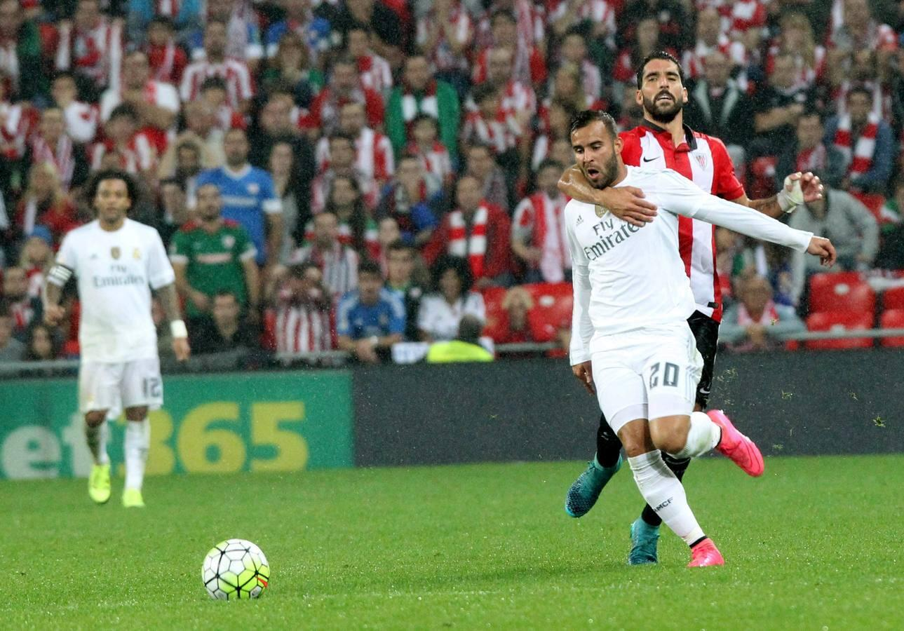 Liga BBVA: Athletic-Real Madrid