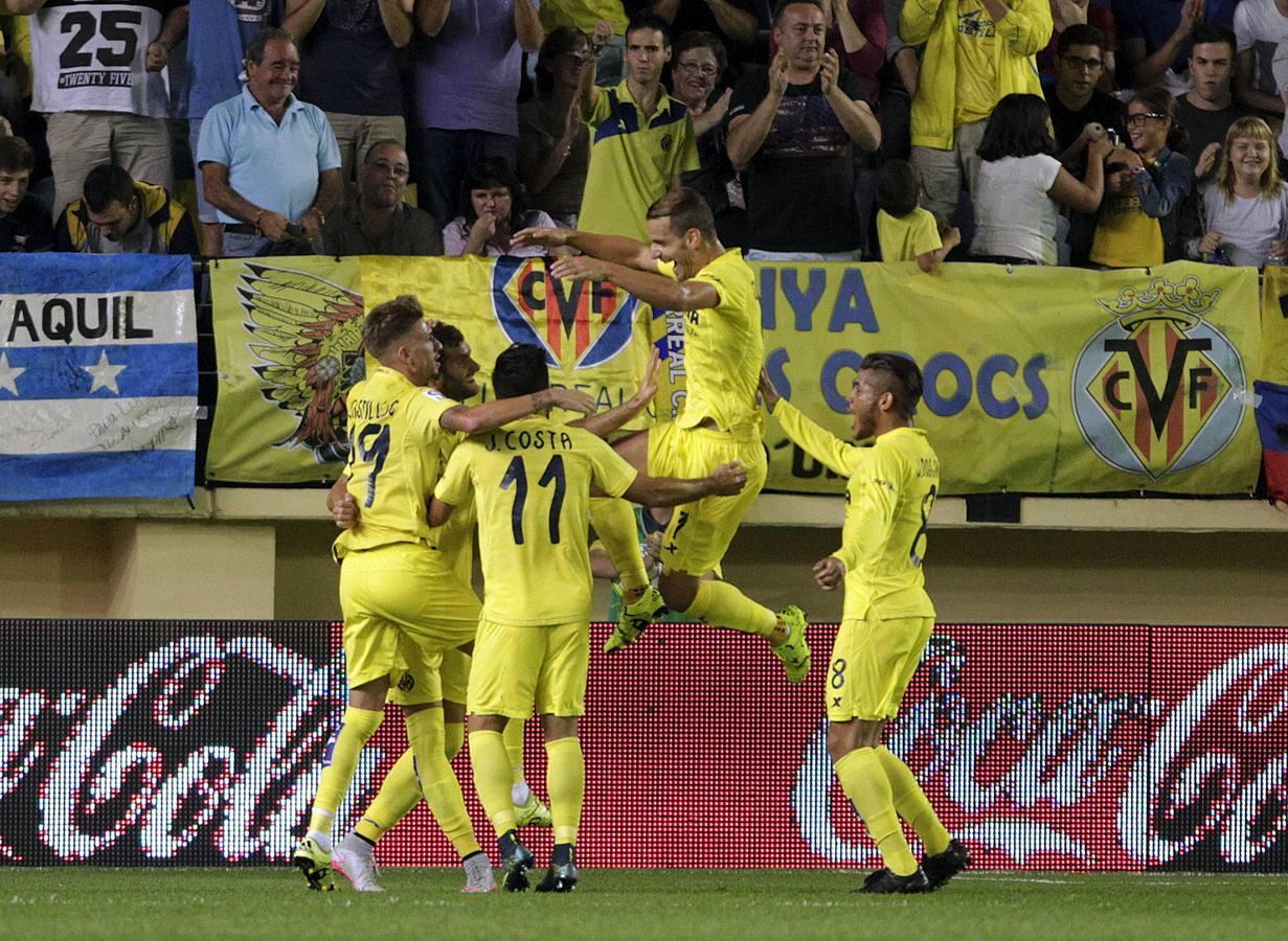 Liga BBVA: Villarreal-Atlético