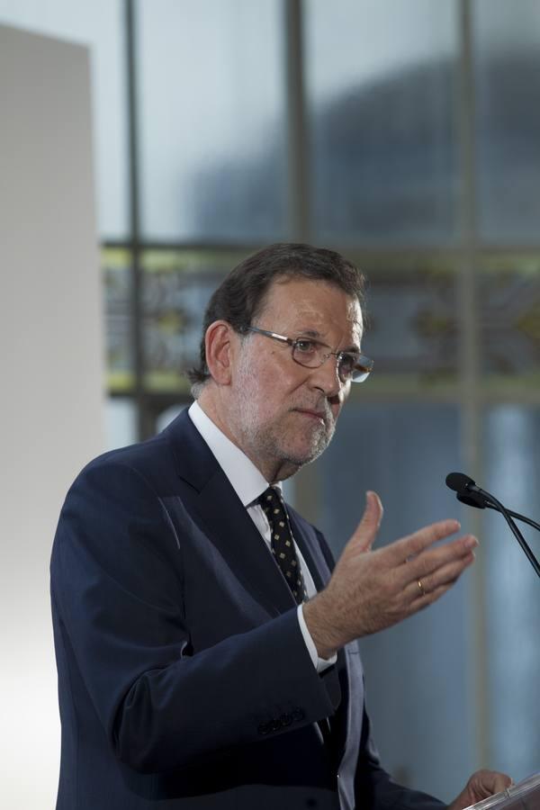 Mariano Rajoy repasa en el Foro ABC la actualidad de España a dos meses de las elecciones