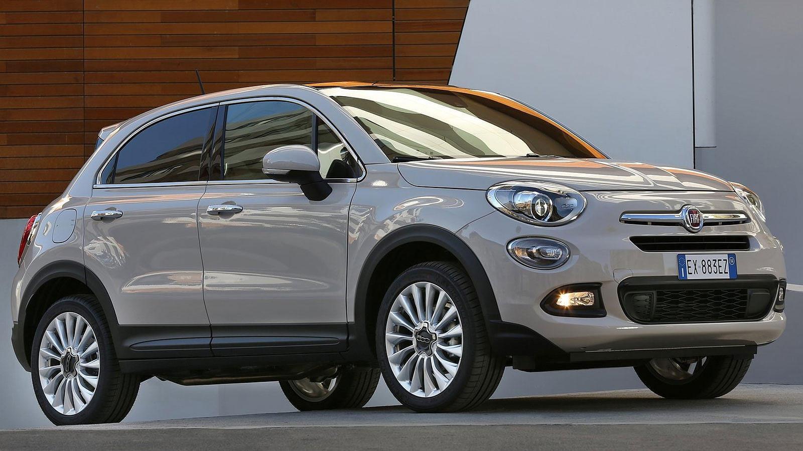 Comparamos el SUV de Fiat, el 500X, en diésel y gasolina