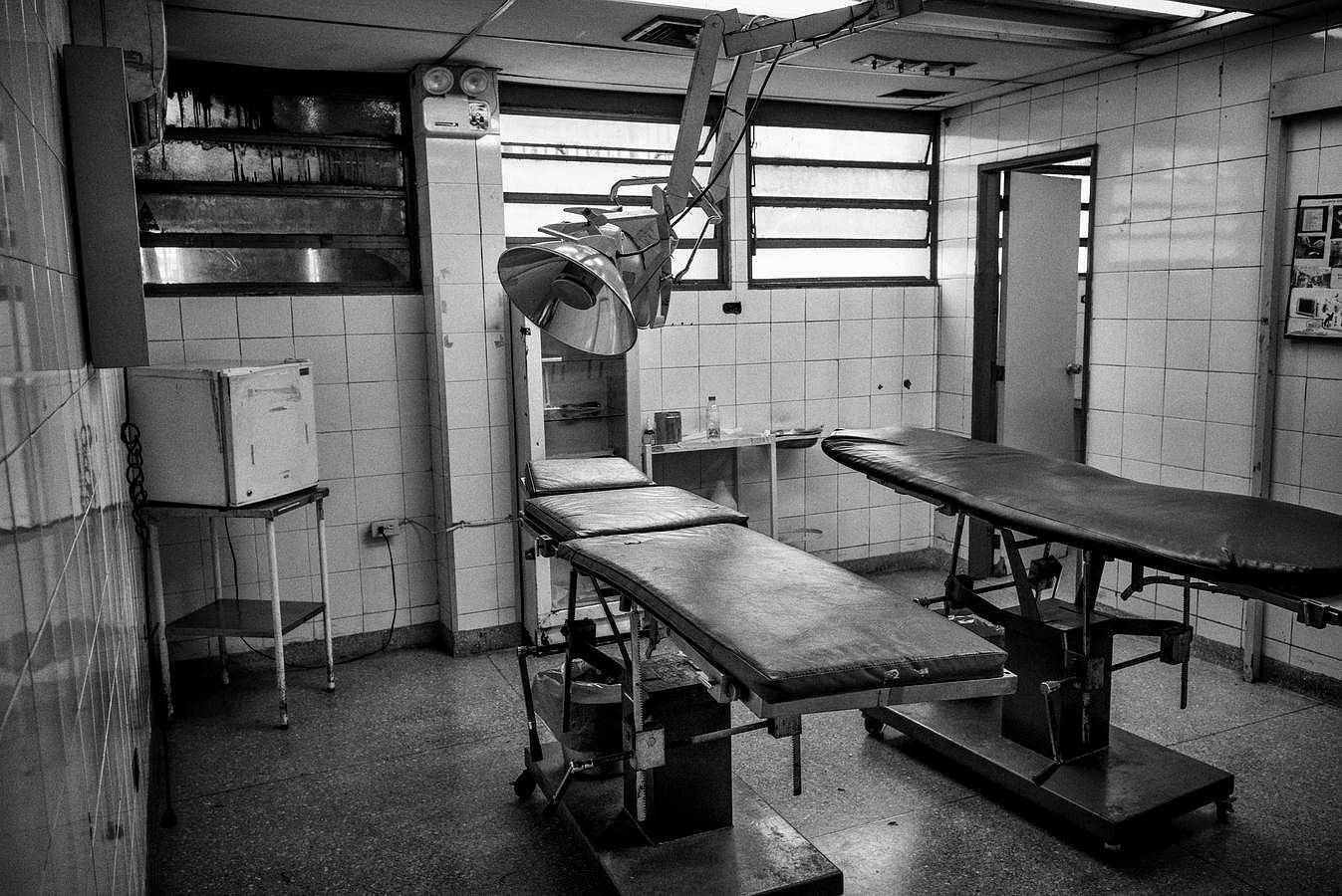 Caracas la larga agonía de la salud