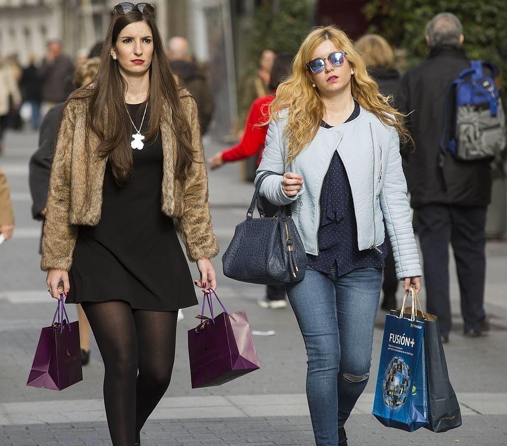Fiebre en España por la moda del «Black Friday»