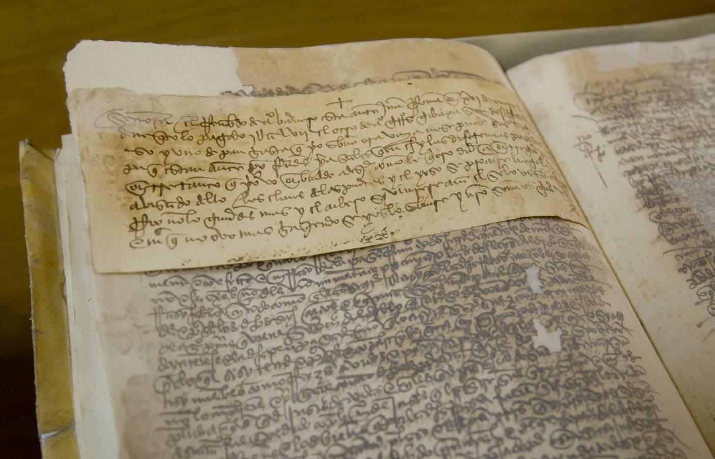 Los tesoros del Archivo Histórico de Protocolos de Madrid, en imágenes