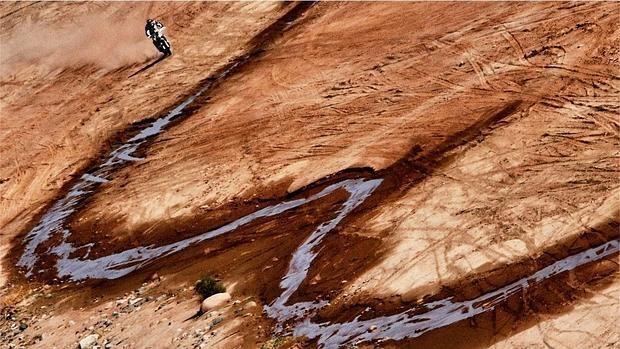 Las imágenes más bellas del Dakar