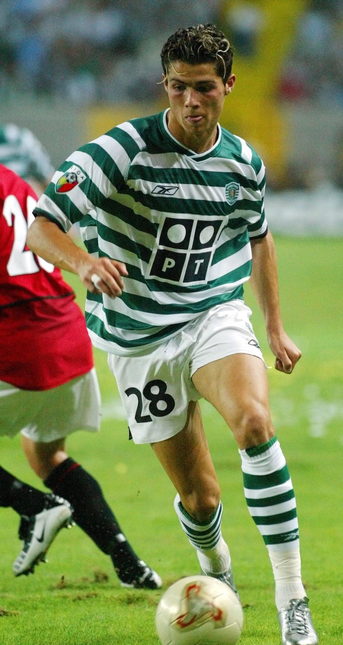 Cristiano Ronaldo, del infierno adolescente al Olimpo del fútbol