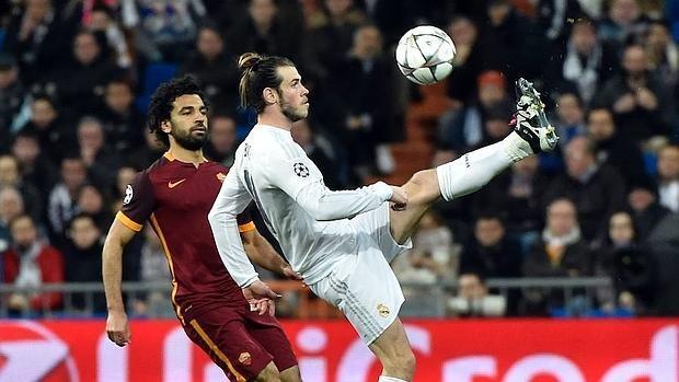 Las mejores imágenes del Real Madrid-Roma