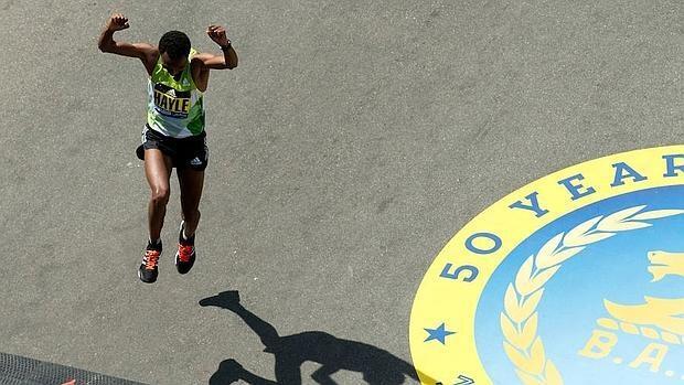 Lo mejor del Maratón de Boston