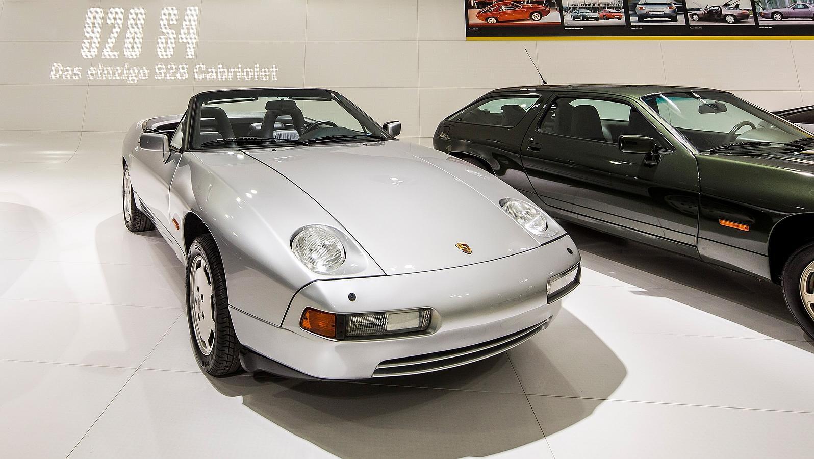 El Porsche Museum estrena una muestra centrada en sus modelos Transaxle