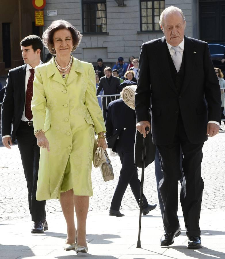 El cumpleaños del Rey Carlos Gustavo de Suecia, en imágenes