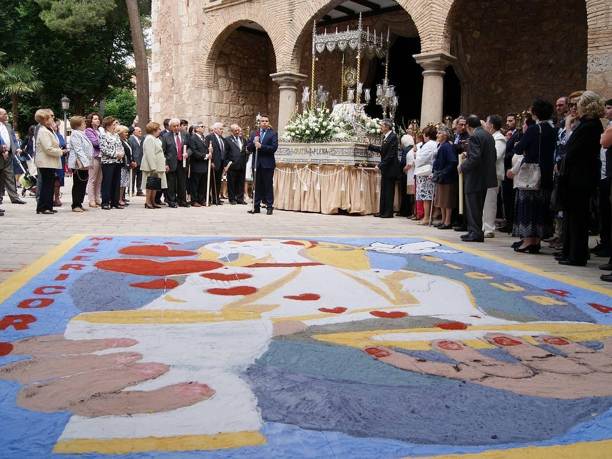 En imágenes, el Corpus Christi en la región