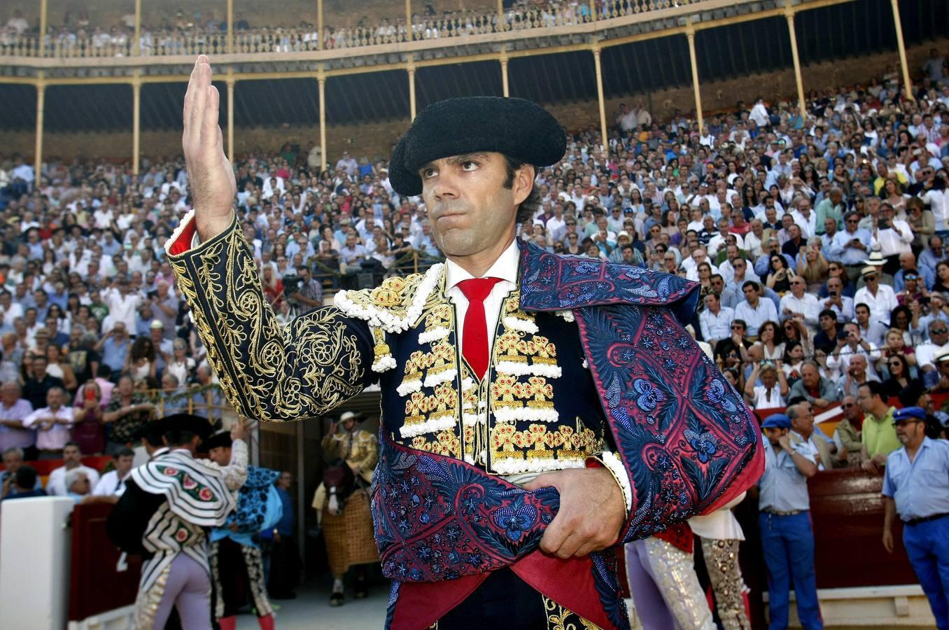Así toreó José Tomás en su triunfal regreso a Alicante (imágenes)