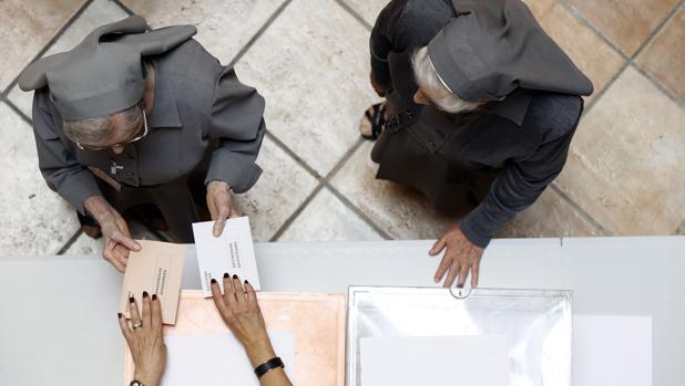 Las imágenes que nos dejan las elecciones generales