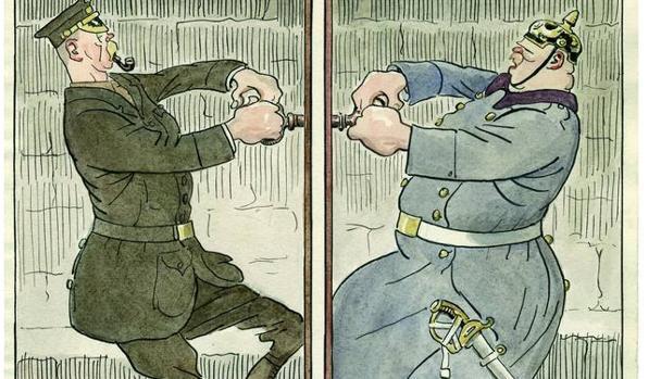 La I Guerra Mundial, según Sileno