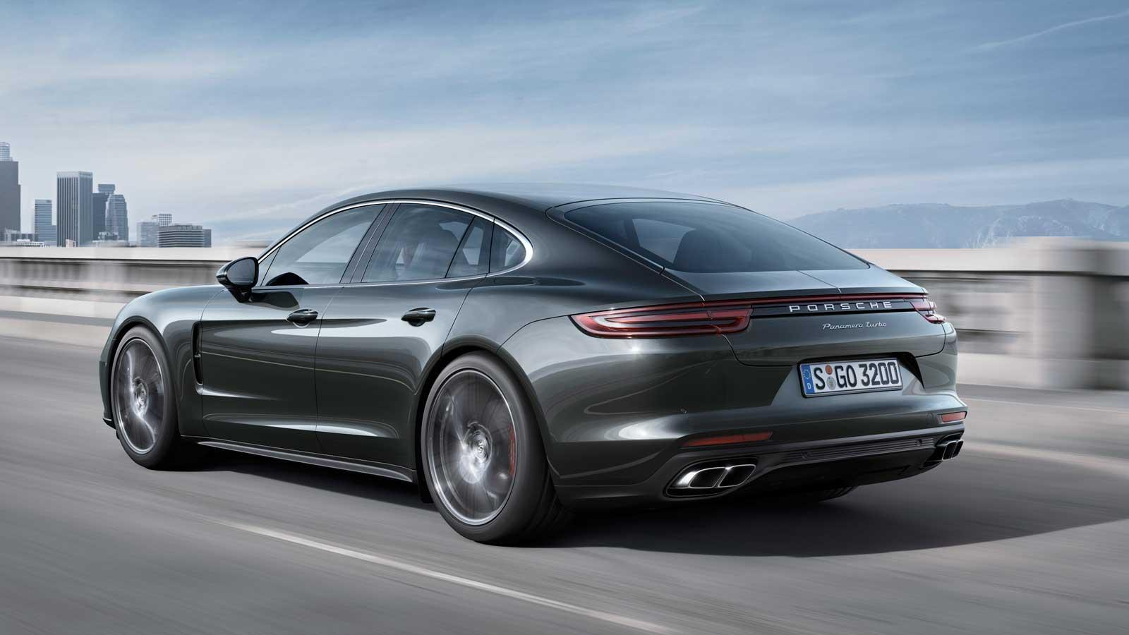 Nuevo Panamera, más Porsche que nunca
