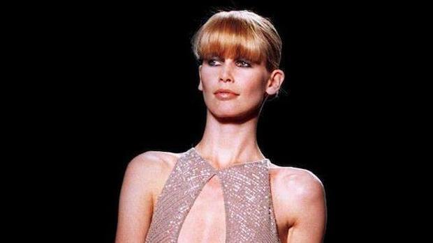 Claudia Schiffer, la perfección femenina a los 46