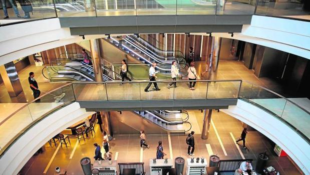 Así es el nuevo centro comercial ABC de Serrano